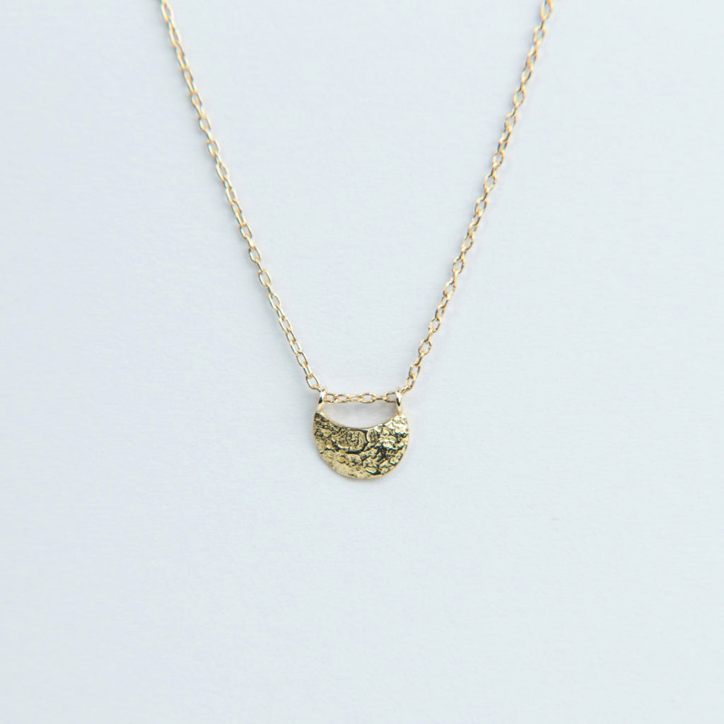 N + A Jewelry - Crescent Moon Necklace Collection