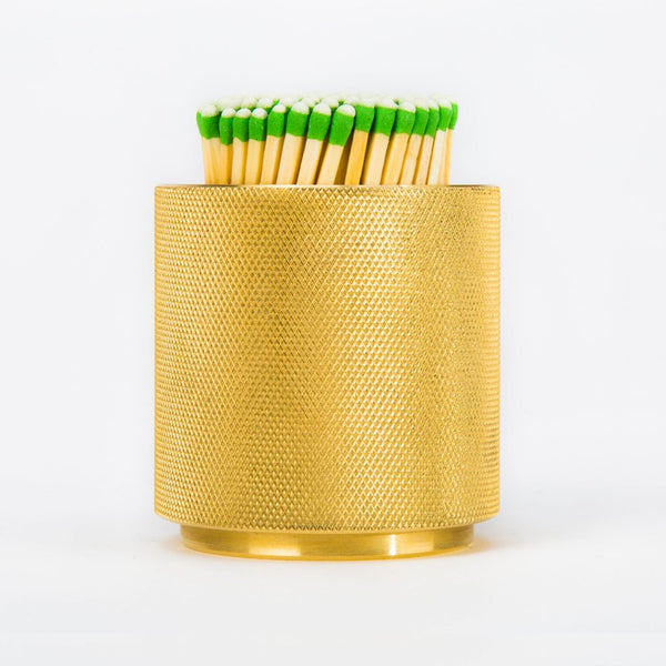 Brass Match Scratcher