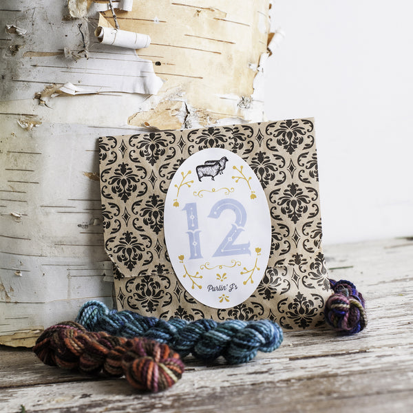 Limited Edition Yarn Advent Calendar