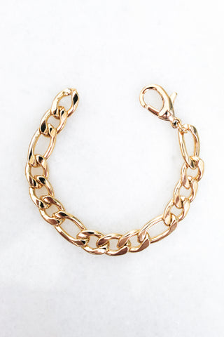 Banks Chain Bracelet - Gold