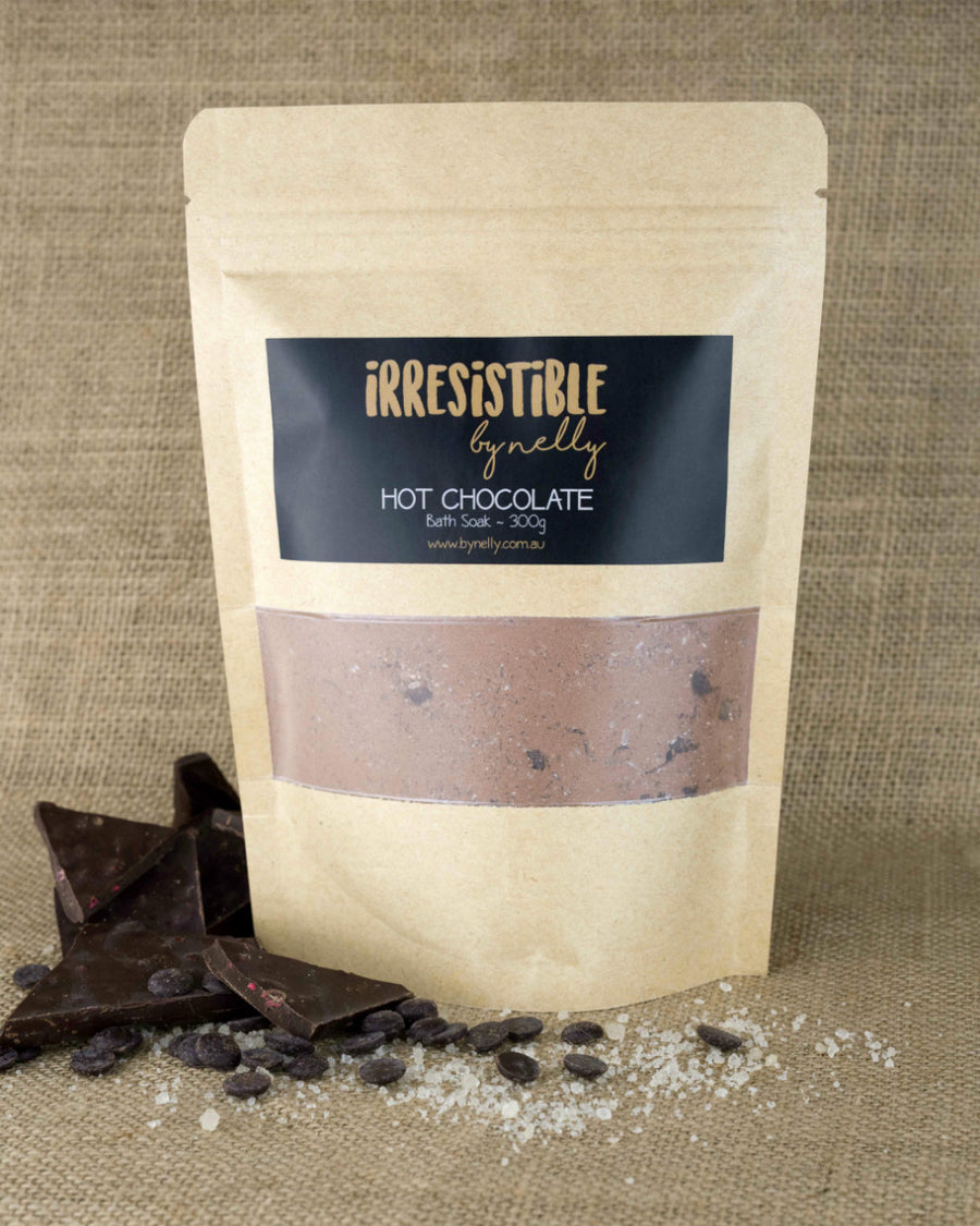 Hot Chocolate Bath Soak 300g