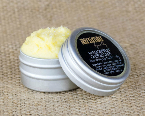 Passionfruit Cheesecake Lip Butter 8g