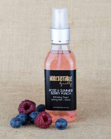 Rose & Summer Berry Punch Mist 100ml
