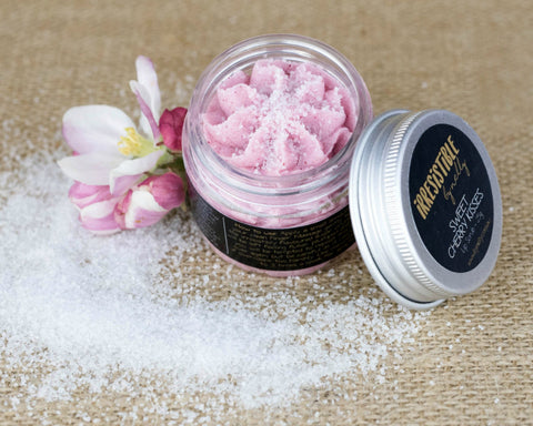 Sweet Cherry Kisses Lip Scrub 20g