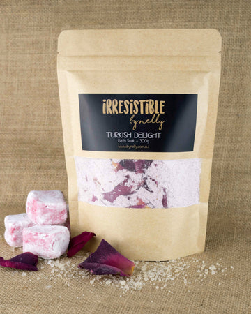 Turkish Delight Bath Soak 300g