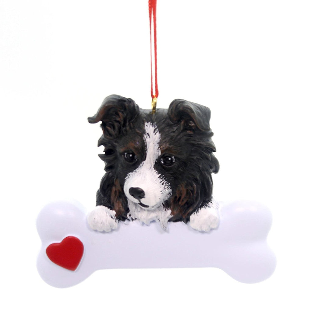 Australian Sheepdog Christmas Ornament