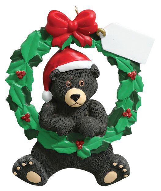 Bears Christmas Ornament