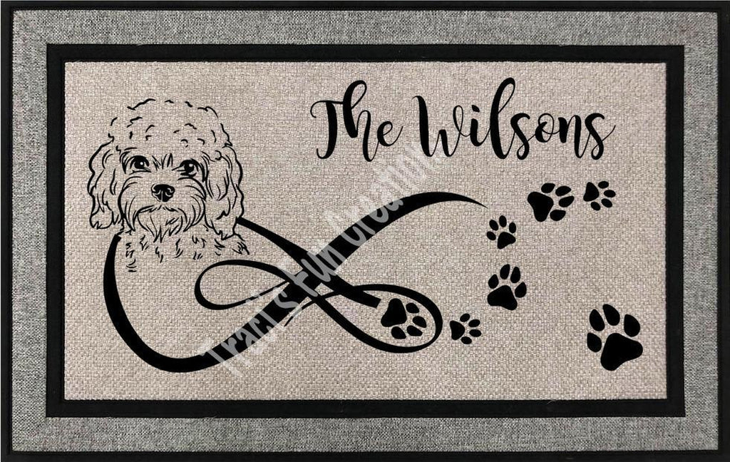 Cockapoo Door Mat
