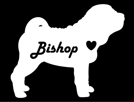 Shar Pei Car Decals