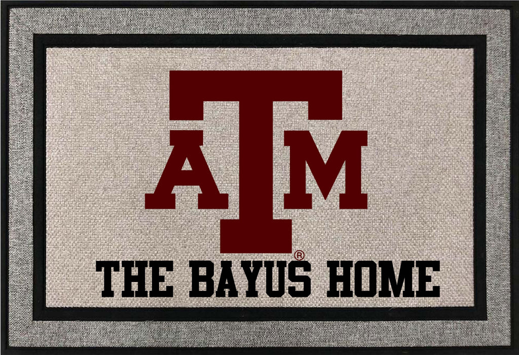 Texas A&M University Aggies Door Mat