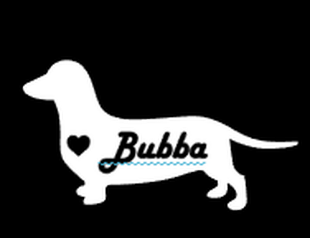 Dachshund Car Decals