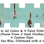 Paint Color Wood Tile Sample
