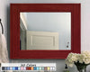 Herringbone Reclaimed Wood Mirror, 20 Paint Colors