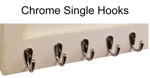 Single Hooks - Renewed Decor & Storage