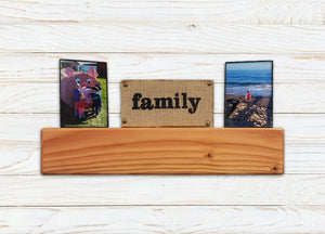 Square Beam Solid Wood Floating Shelves - Renewed Decor & Storage