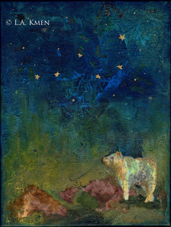 """Ursa Major"" Fine Art Print"