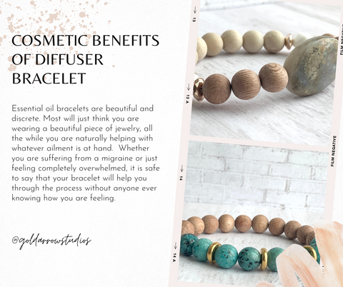 cosmetic benefits of diffuser jewelry