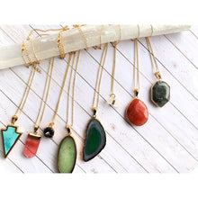 Load image into Gallery viewer, Boho Crystal Layering Necklaces - Necklace