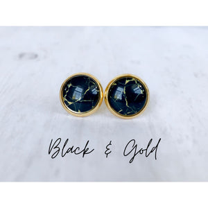 Dark Marble Collection - Gold Arrow Studios