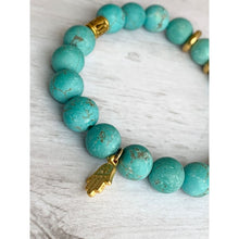 Load image into Gallery viewer, Kundalini Stone Bracelet - Gold Arrow Studios