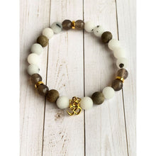 Load image into Gallery viewer, Om Diffuser Bracelet - Essential Oil Bracelet
