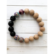 Load image into Gallery viewer, Serenity Essential Oil Diffuser Bracelet - Gold Arrow Studios