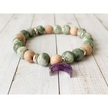 Load image into Gallery viewer, Seva Stone Diffuser Bracelet - Essential Oil Bracelet
