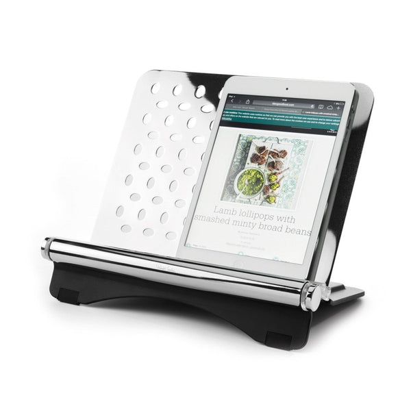 Signature Cookbook and Tablet Stand