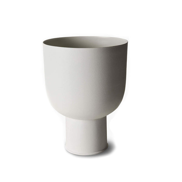Mona Curve Planter Small Chalk