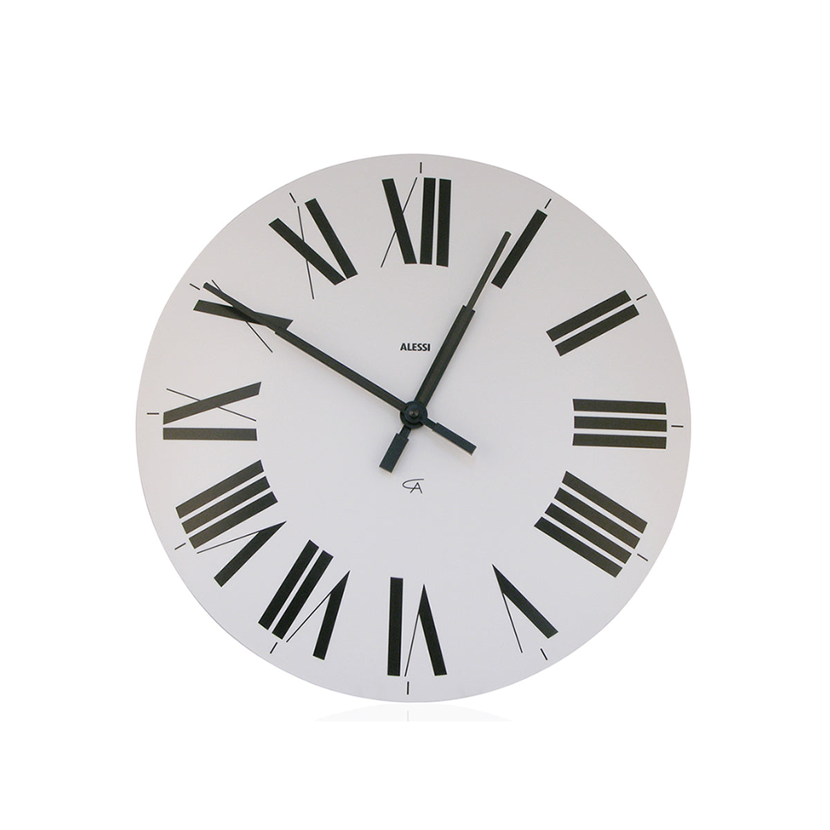 Firenze Wall Clock White