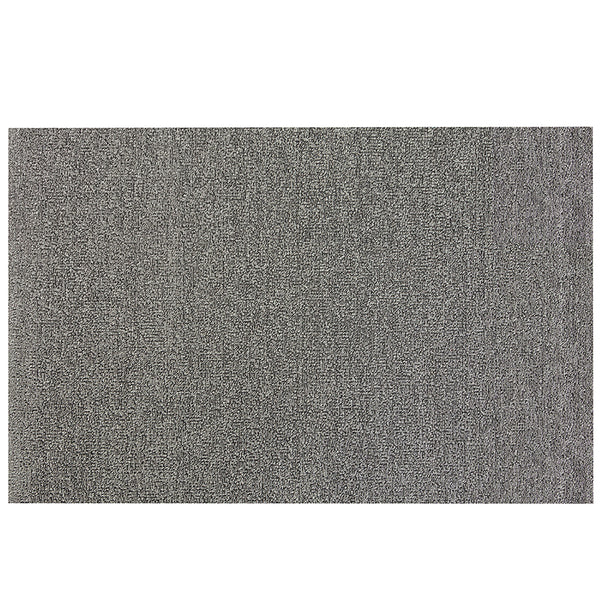 Shag Floor Mat Heathered Grey