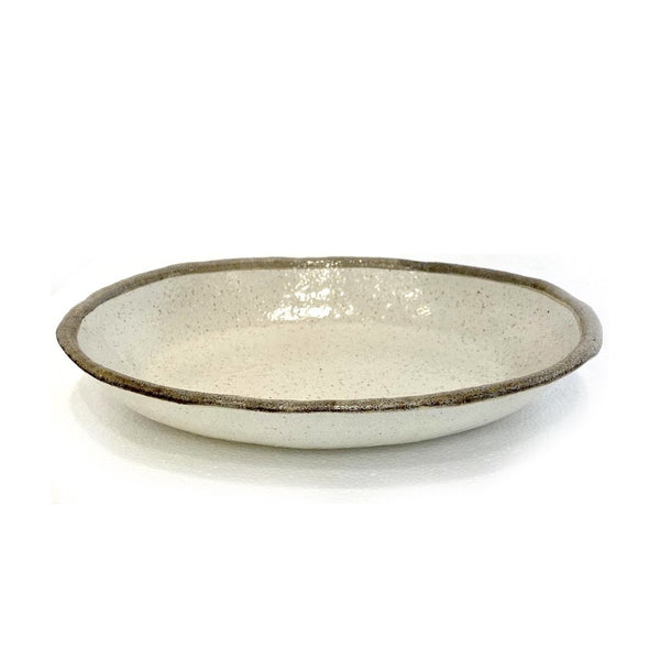 Shirokaratsu Serving Dish Large