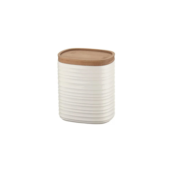Earth Storage Jar Medium White