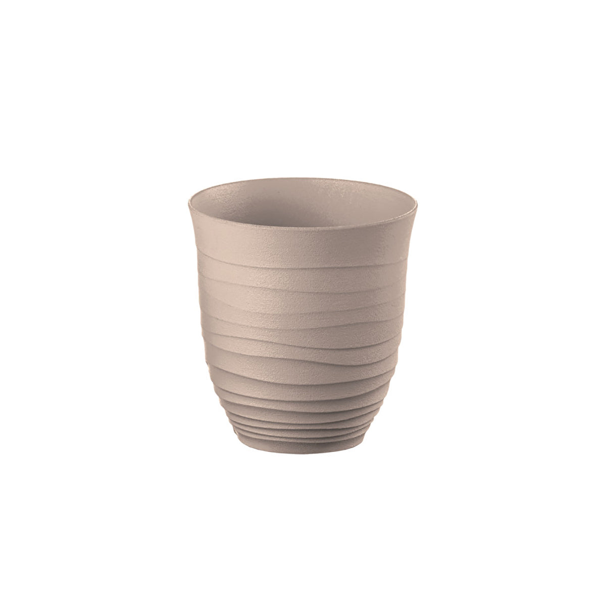 Earth Low Tumbler Taupe