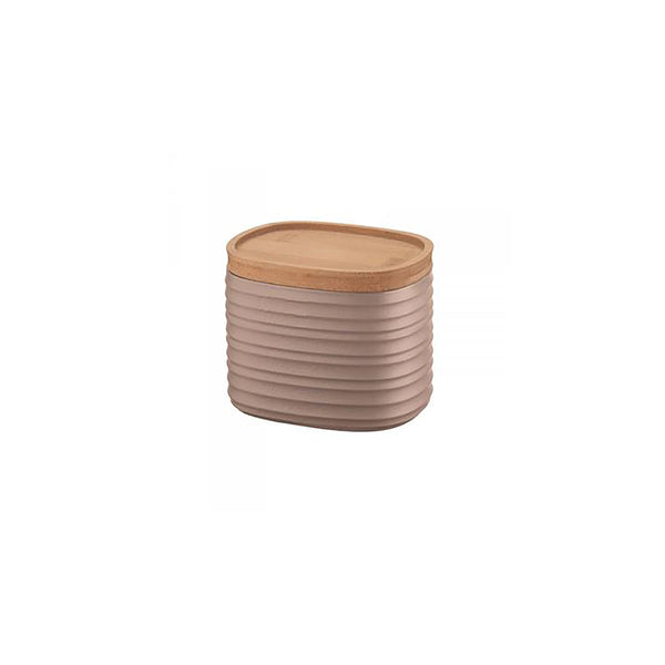 Earth Storage Jar Small Taupe