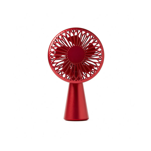Wino Portable Fan Red