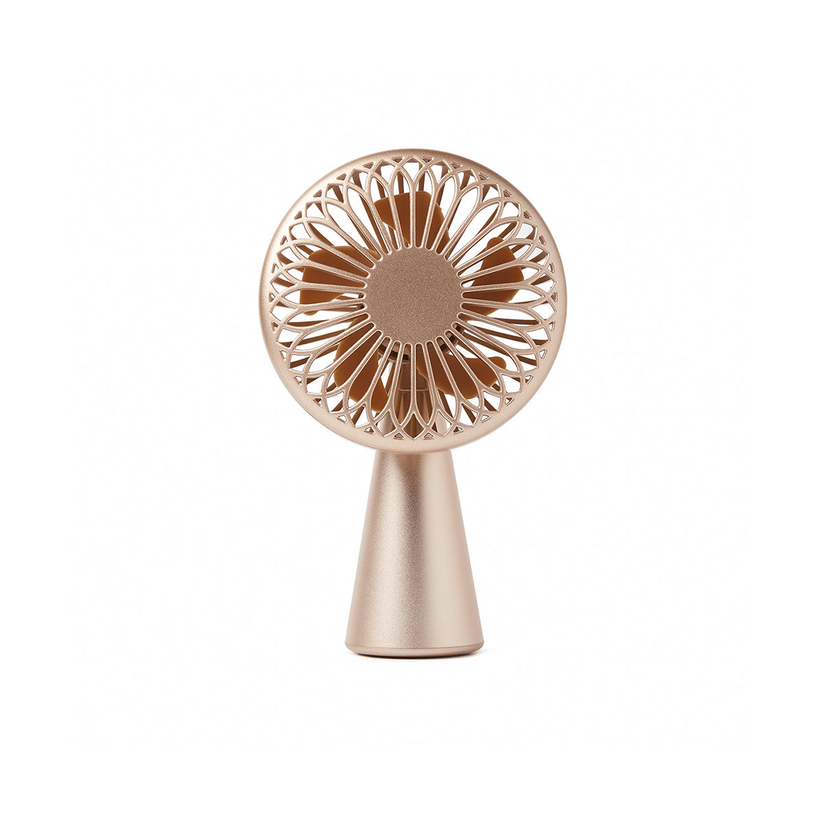 Wino Portable Fan Soft Gold
