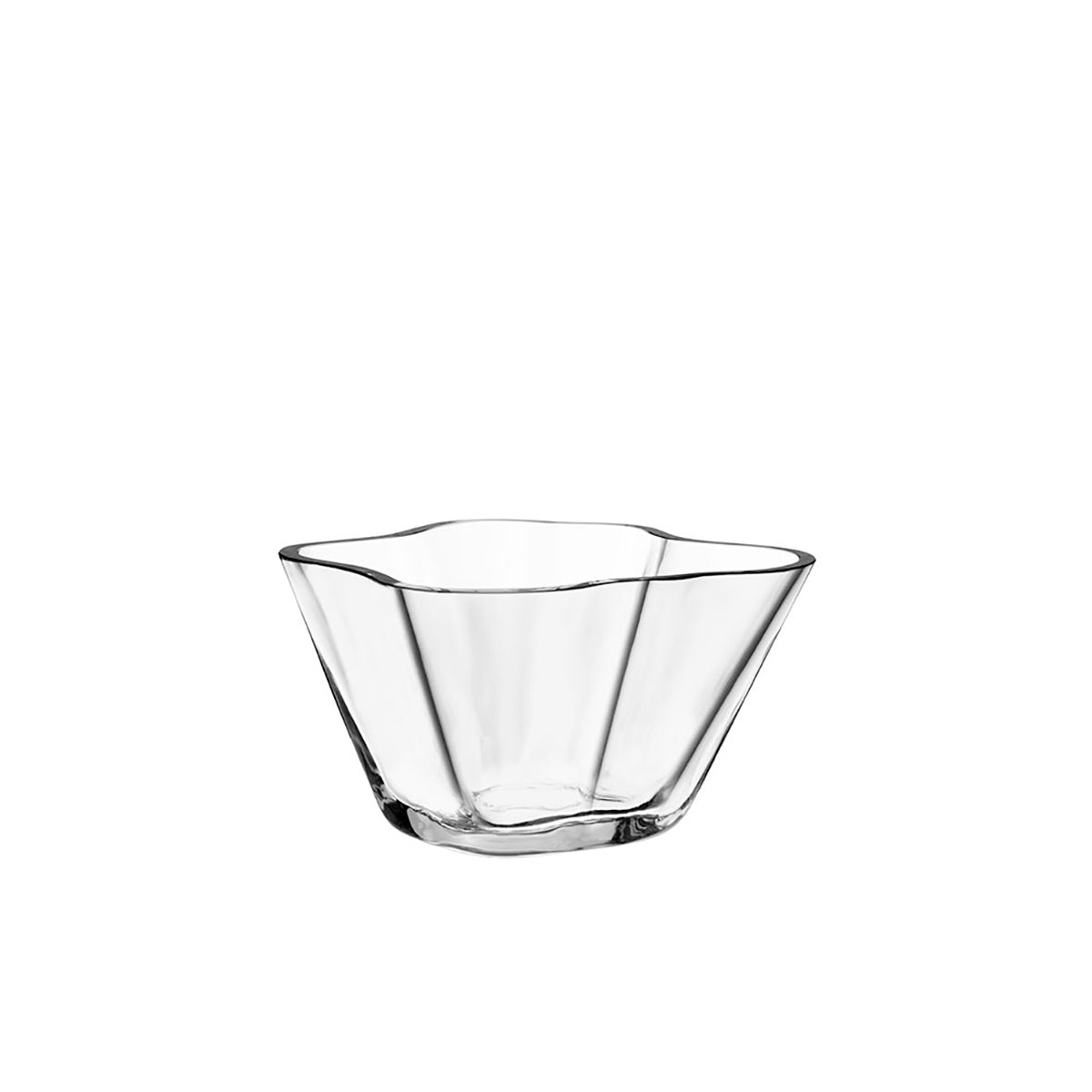 Aalto Bowl Clear 7.5cm
