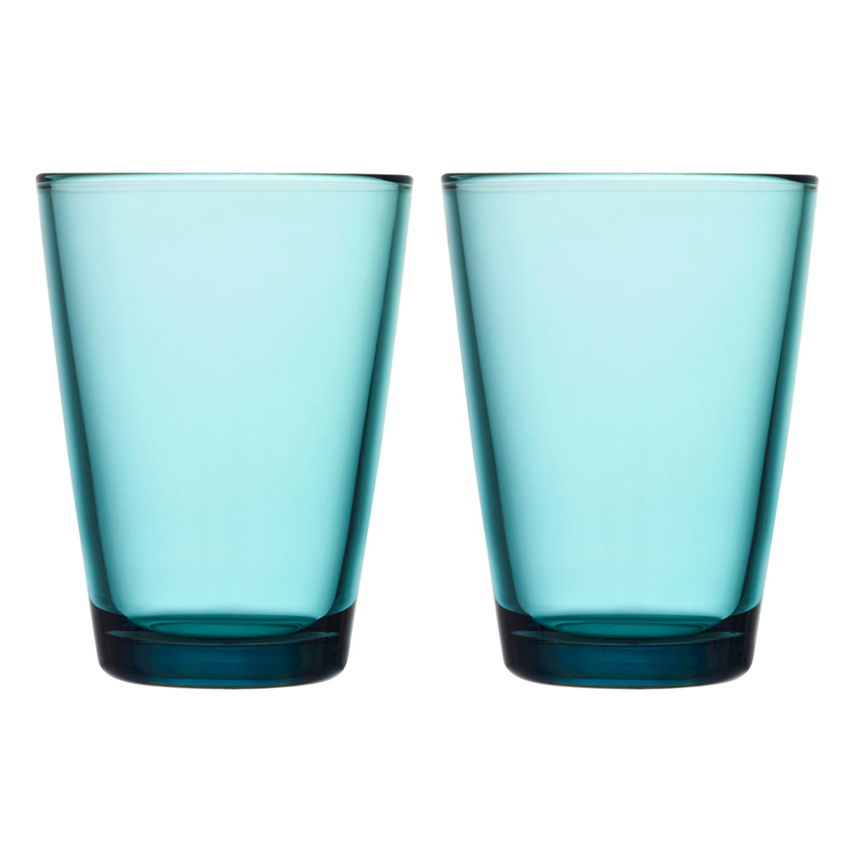 Kartio Highball Tumblers Sea Blue 400ml / Set 2