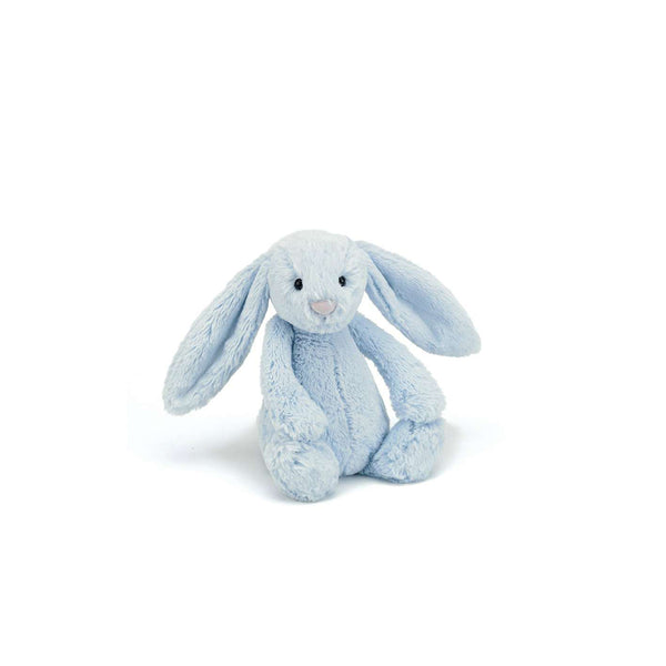 Bashful Blue Bunny Small