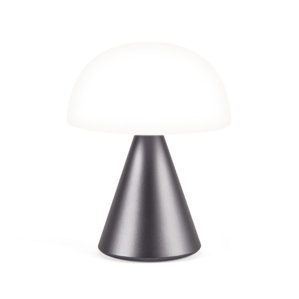 Mina L LED Lamp Gunmetal