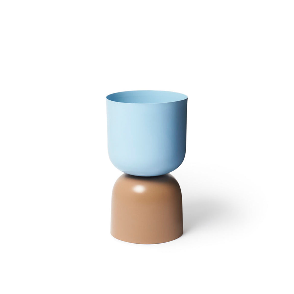 Tone Planter Sorrel / Sky Blue