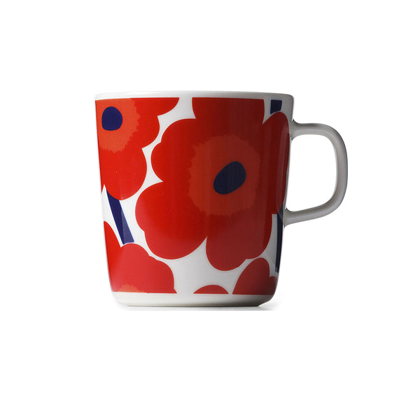 Oiva Unikko Large Mug Red