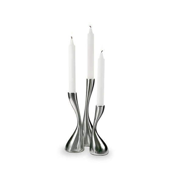 Curve Candlelight Holder / Set 3