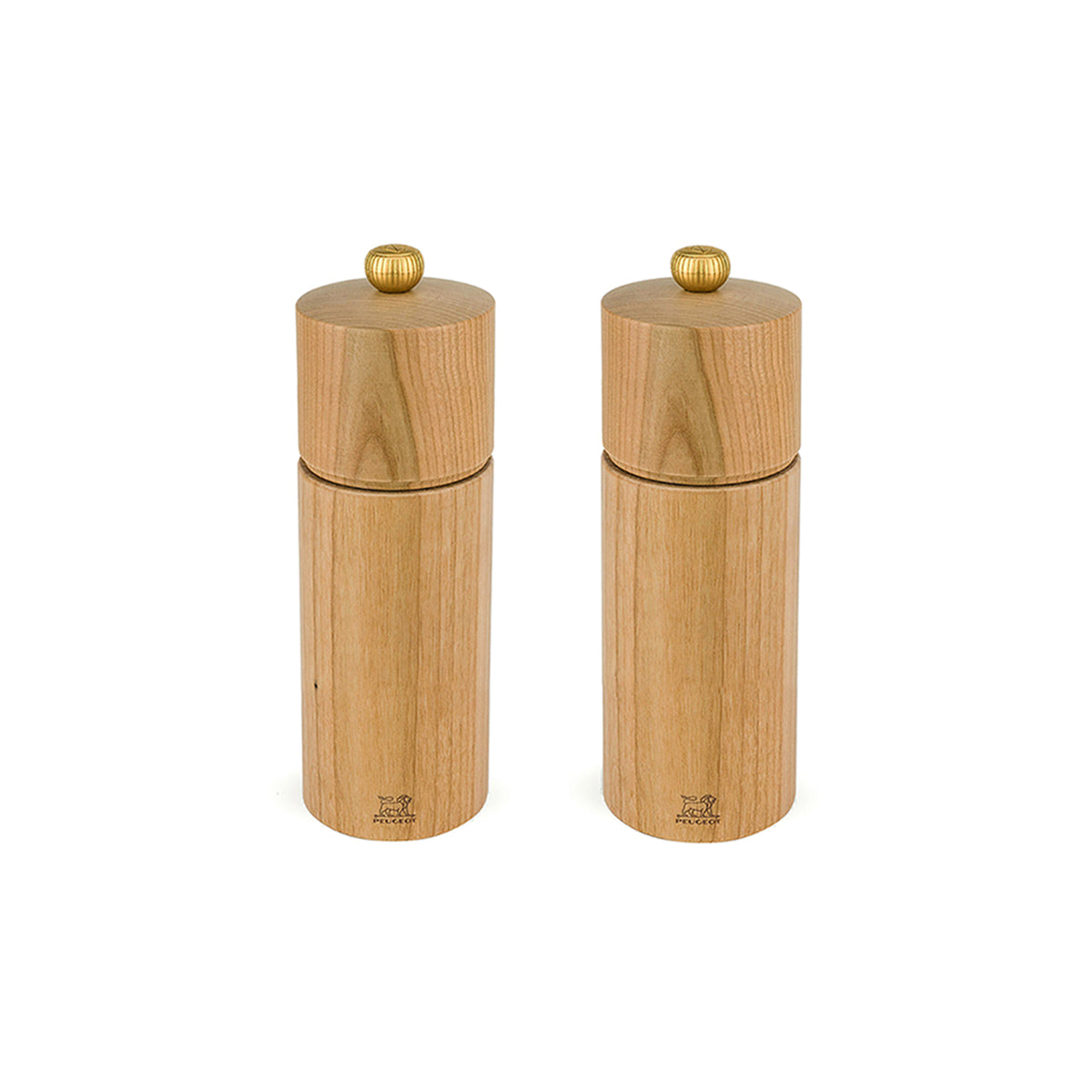 Chatel Duo Salt & Pepper Mill Natural 16cm