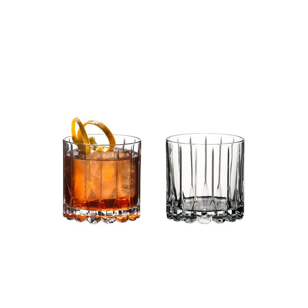 Drink Specific Rocks Glass / Set 2