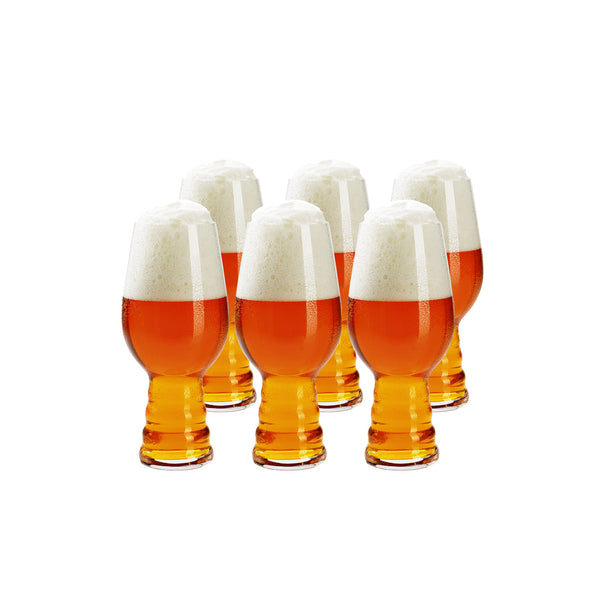 Craft Beer Indian Pale Ale Glass / Set 6