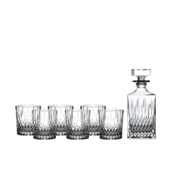 Earlswood 7pc Decanter Set