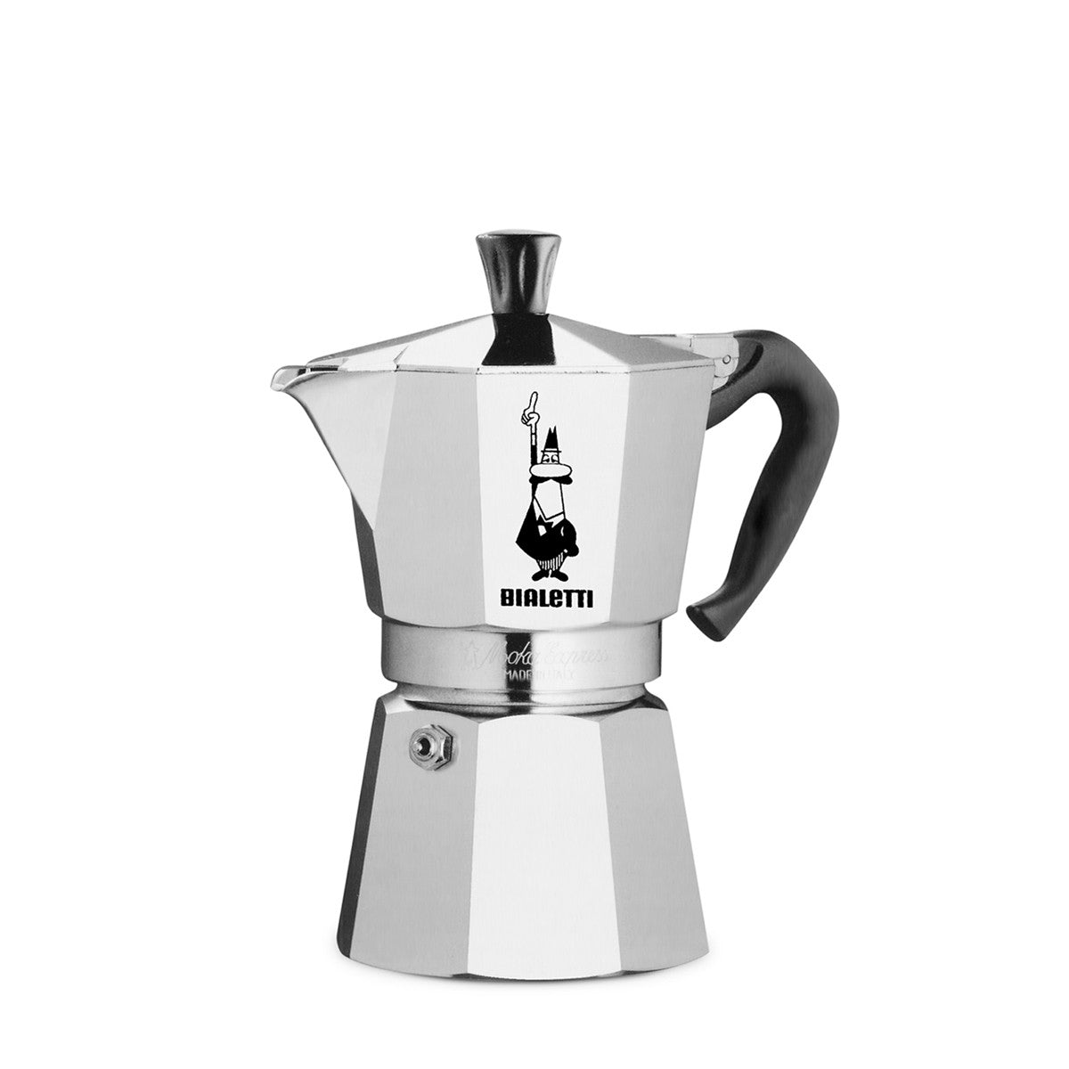 Moka 3 Cup Coffee Maker