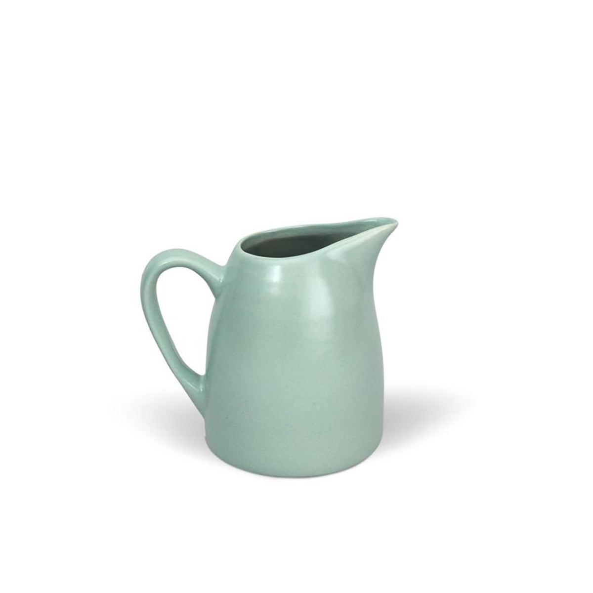 Fagel Pitcher Small Limestone